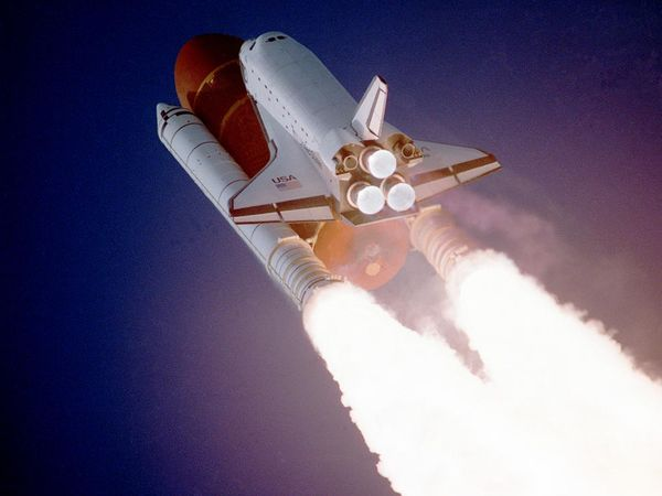 How to: To Boldly Go – A History of the Space Shuttle ...