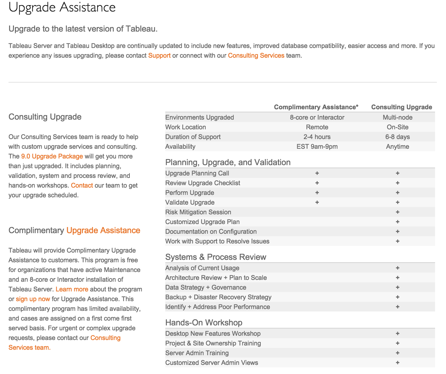 how to manage tableau upgrades in an enterprise environment paul